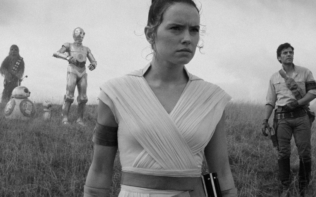 RT #63 – Rey sieht schwarz
