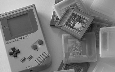 MONO #10 : Gaming gestern, heute & morgen